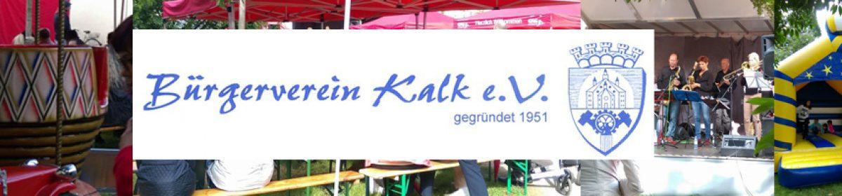 Bürgerverein Kalk e.V.